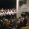 Συμμετοχή της χορωδίας μας στην στην κοπή της πίτας της Ένωσης Γονέων του Δήμου μας